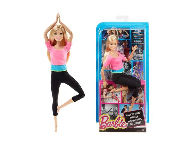 Кукла Barbie - Гъвкава Кукла